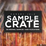Canary Julz Sample Crate WAV SAMPLES