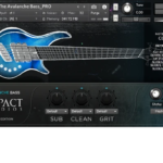 Impact Studios – The Avalanche Bass – KONTAKT