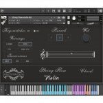 String Flow Violin – Kontakt