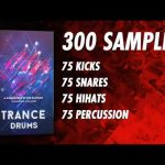 VSTBuzz Trance Drums WAV