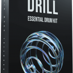 Cymatics Drill Essential Drum Kit